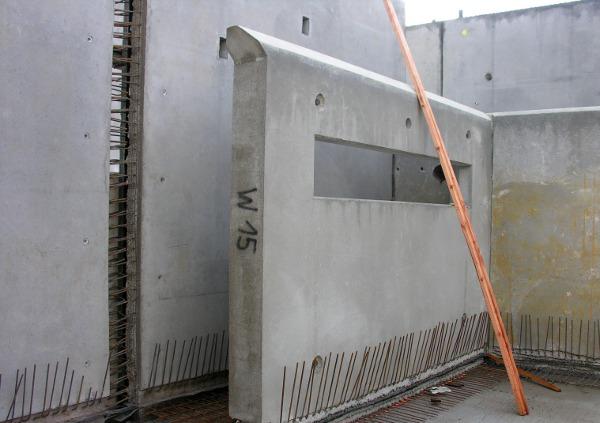 Regenüberlaufbauwerk